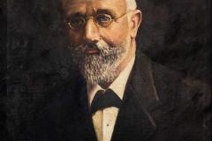 Ελευθέριος Βενιζέλος, περ. 1920, λάδι σε καμβά, Συλλογή Βενιζέλειου Ωδείου Χανίων